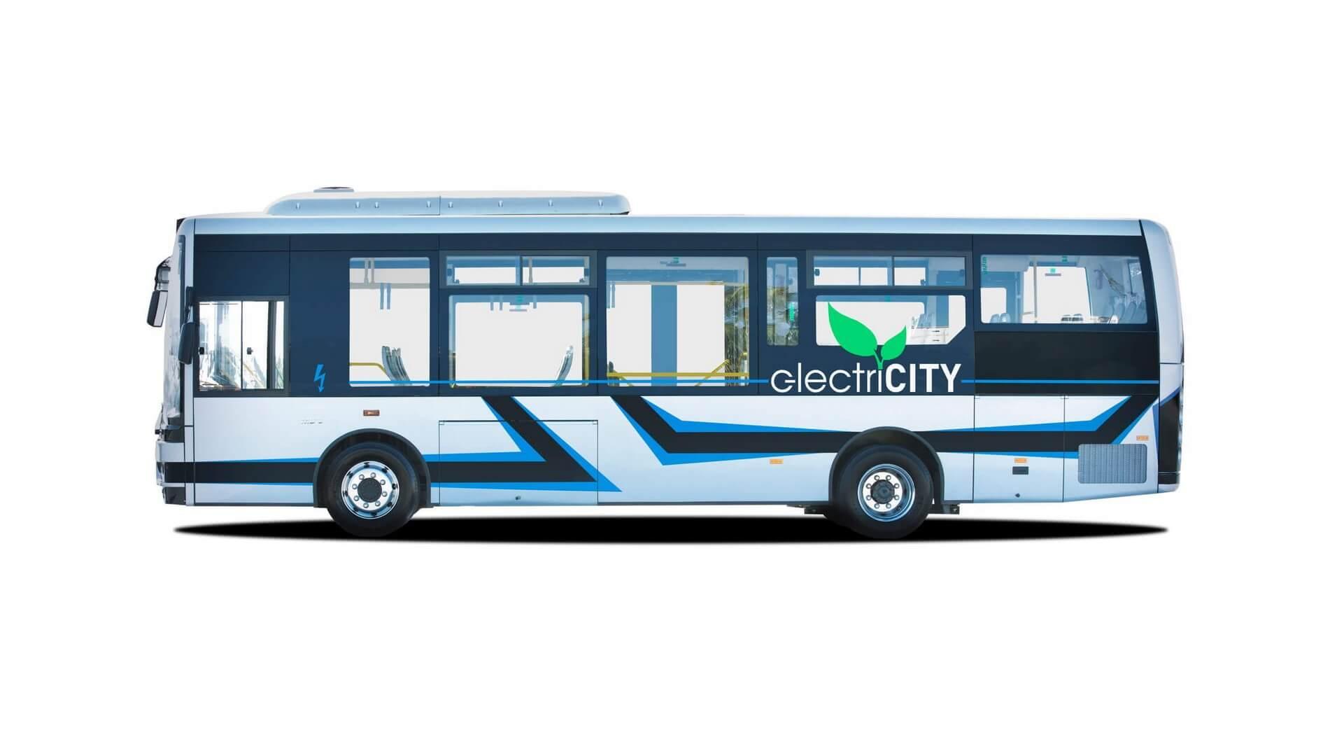 9-метровый электрический автобус MD9 electriCITY - фото 2