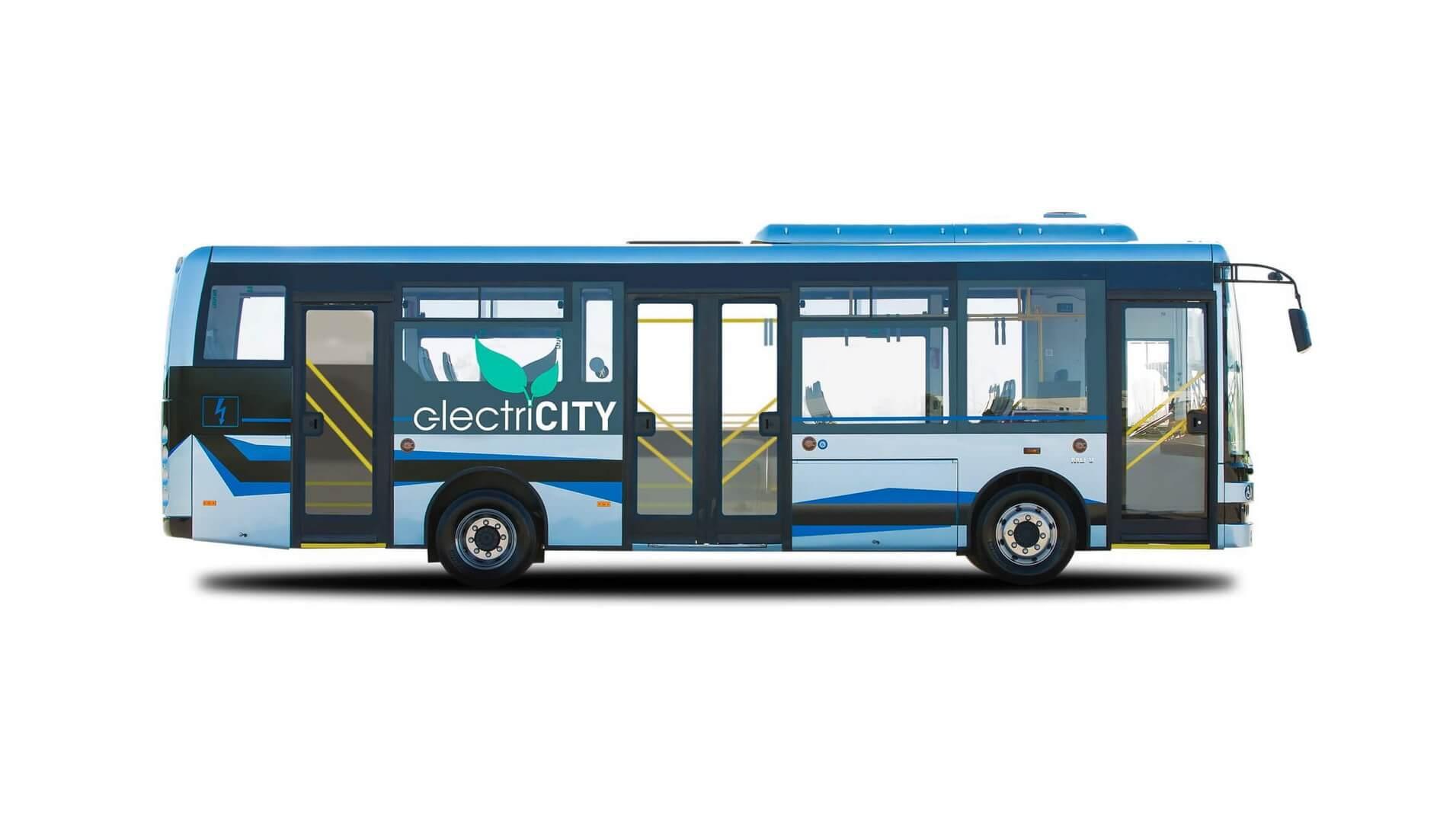 9-метровый электрический автобус MD9 electriCITY - фото 3