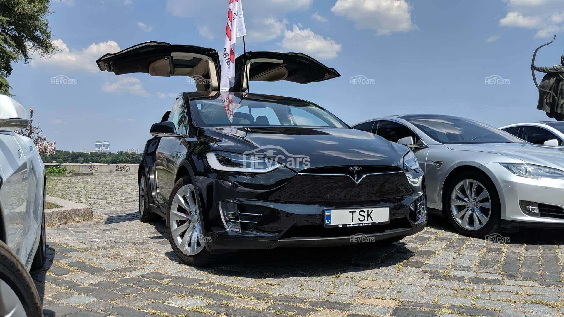 Фестиваль Tesla в Киеве
