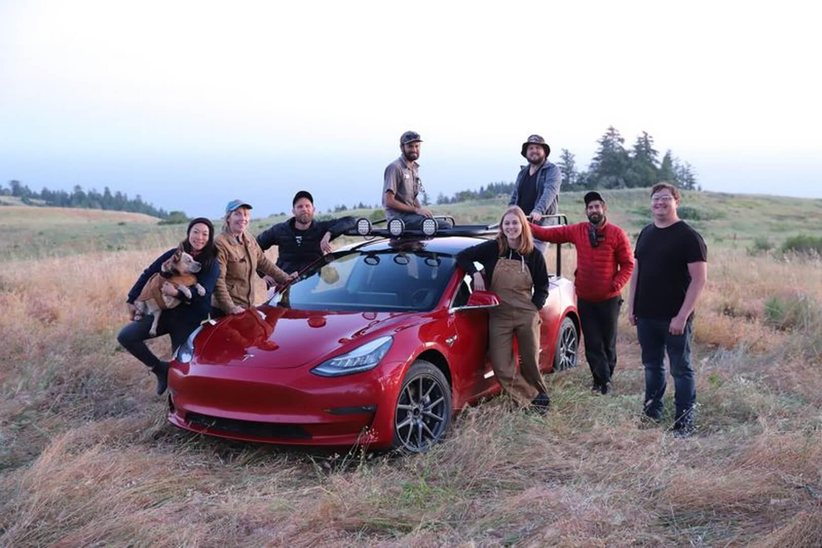 Нетерпеливые фанаты собрали собственный пикап Tesla