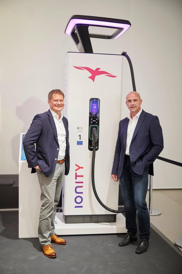 Volkswagen входит в батарейный альянс IONITY