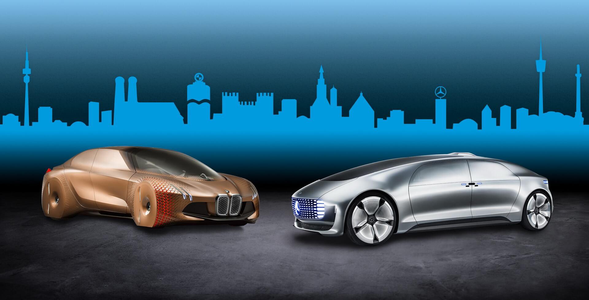 Daimler AG и BMW Group укрепляют сотрудничество, стремясь вывести автономные технологии на рынок к 2024 году