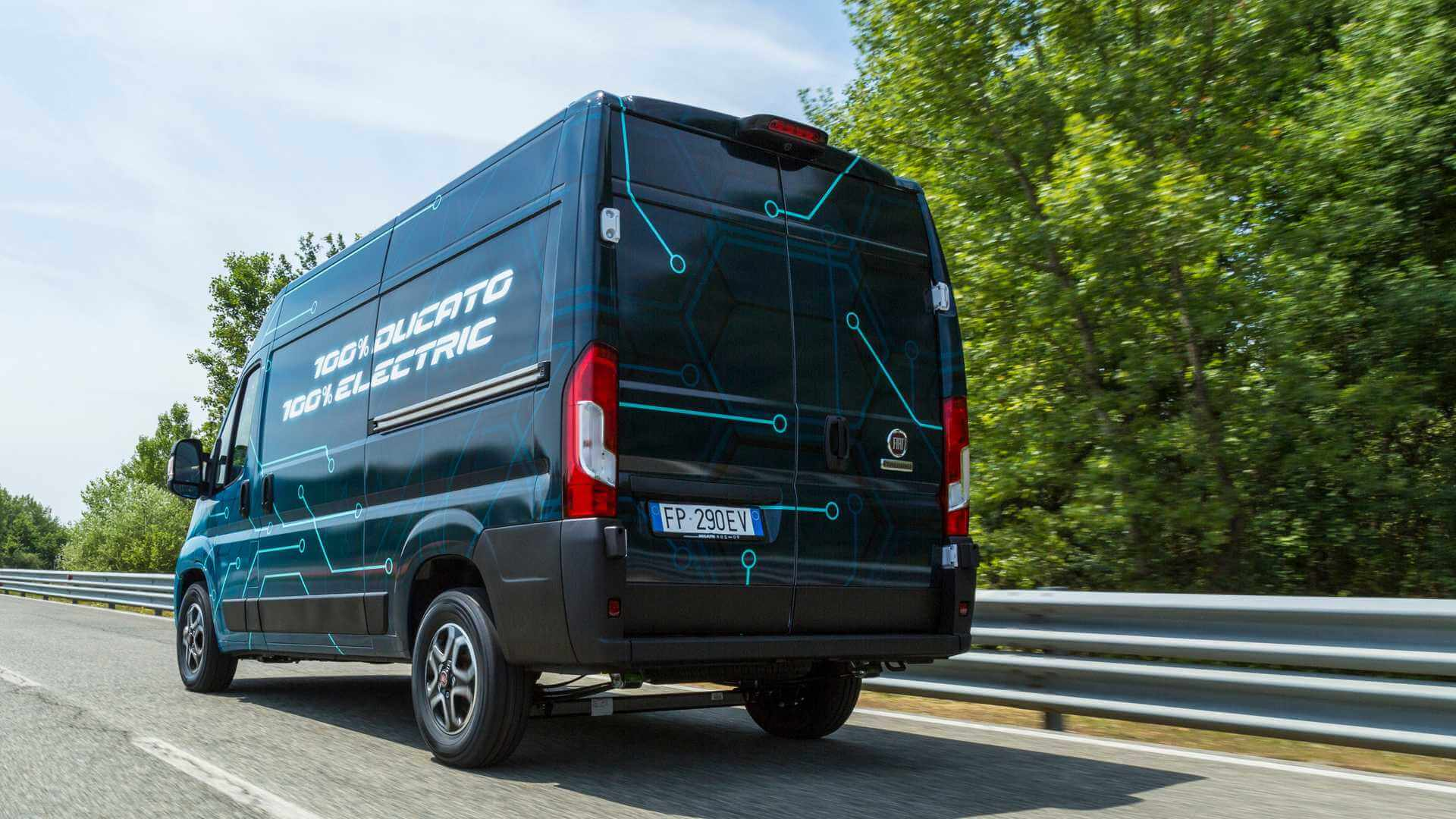 Fiat Ducato Electric