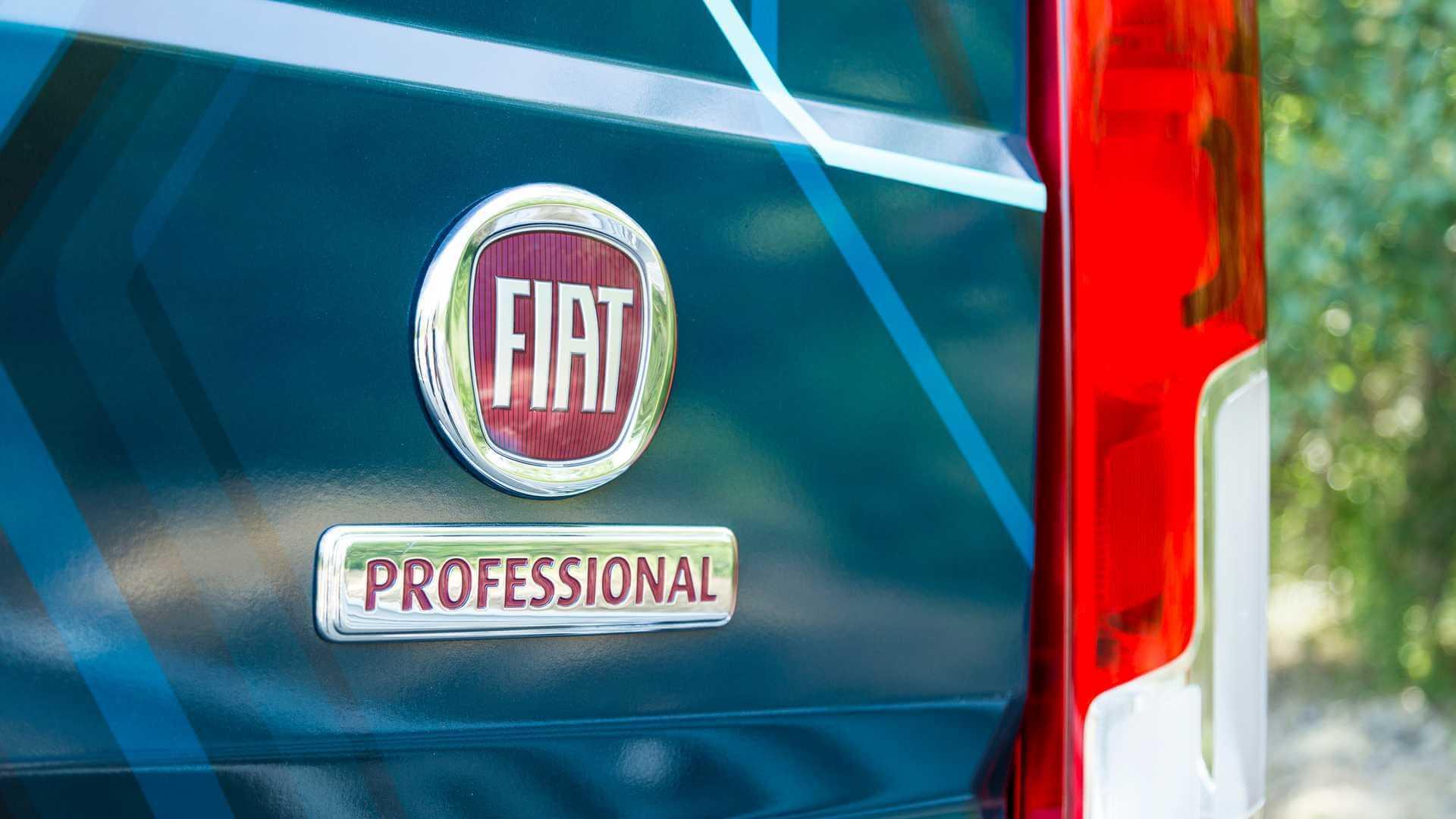 Электрический фургон Fiat Ducato Electric