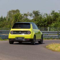 Фотография экоавто Honda e - фото 36