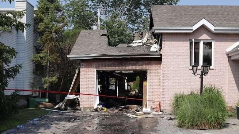 Электромобиль Hyundai Kona загорелся и «взорвался» в гараже у канадца