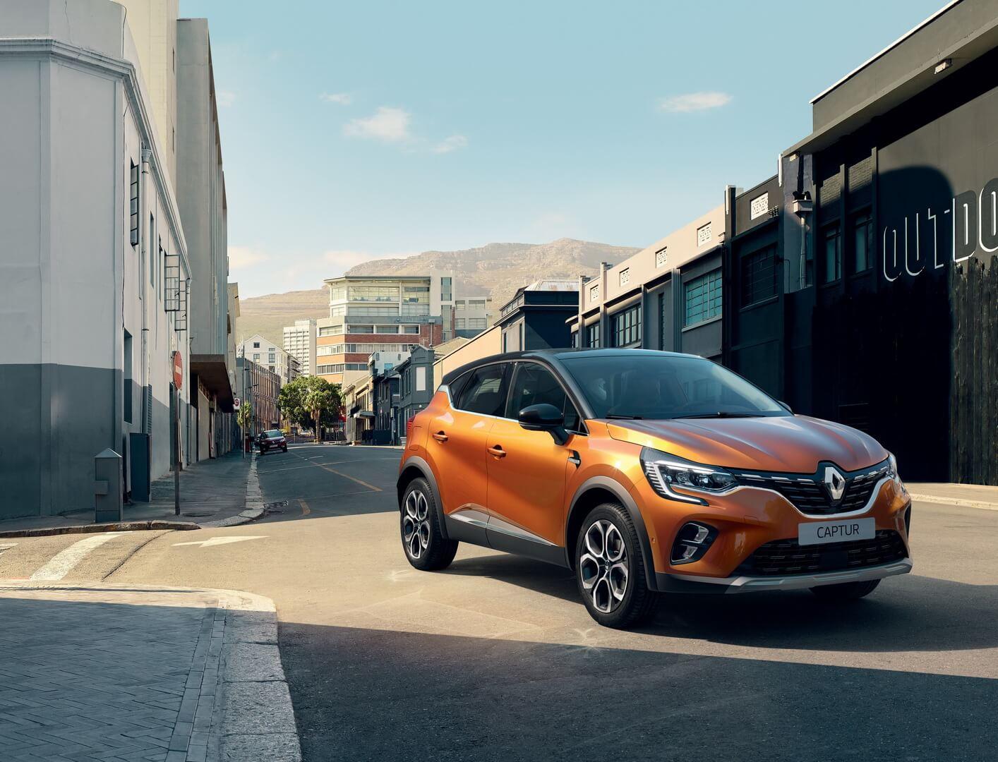 Плагин-гибридная версия Renault Captur будет доступна в 2020 году