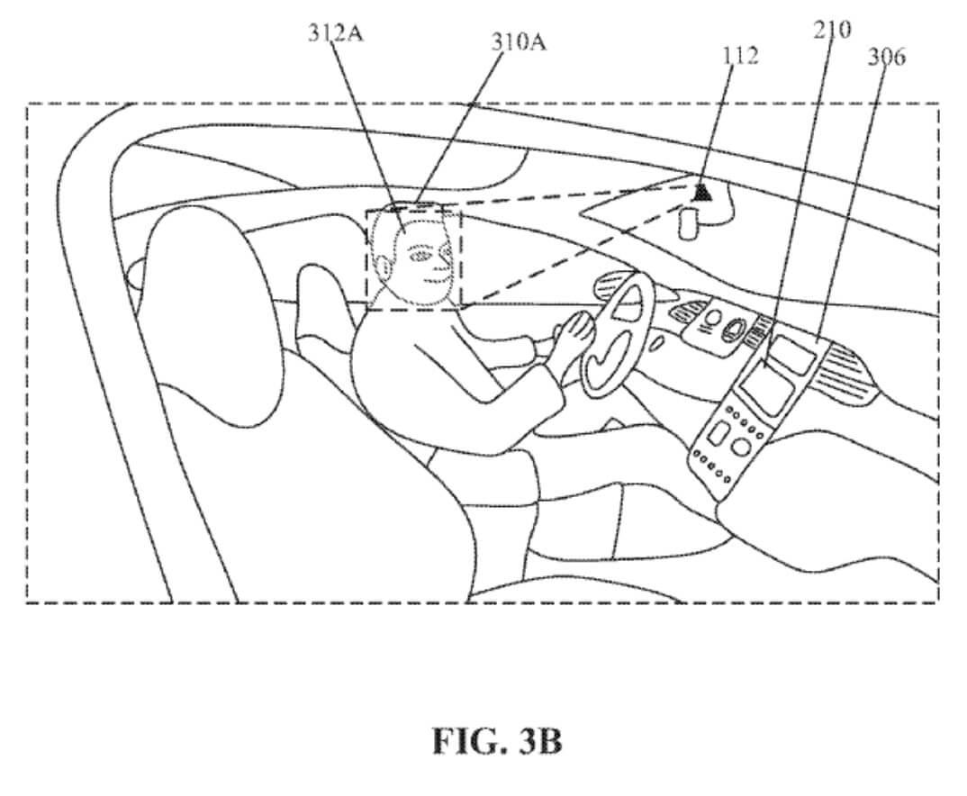Патент персонализации пассажиров в Tesla Model 3