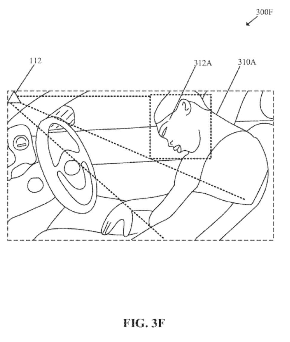 Патент персонализации пассажиров в Tesla Model 3 - фото 2