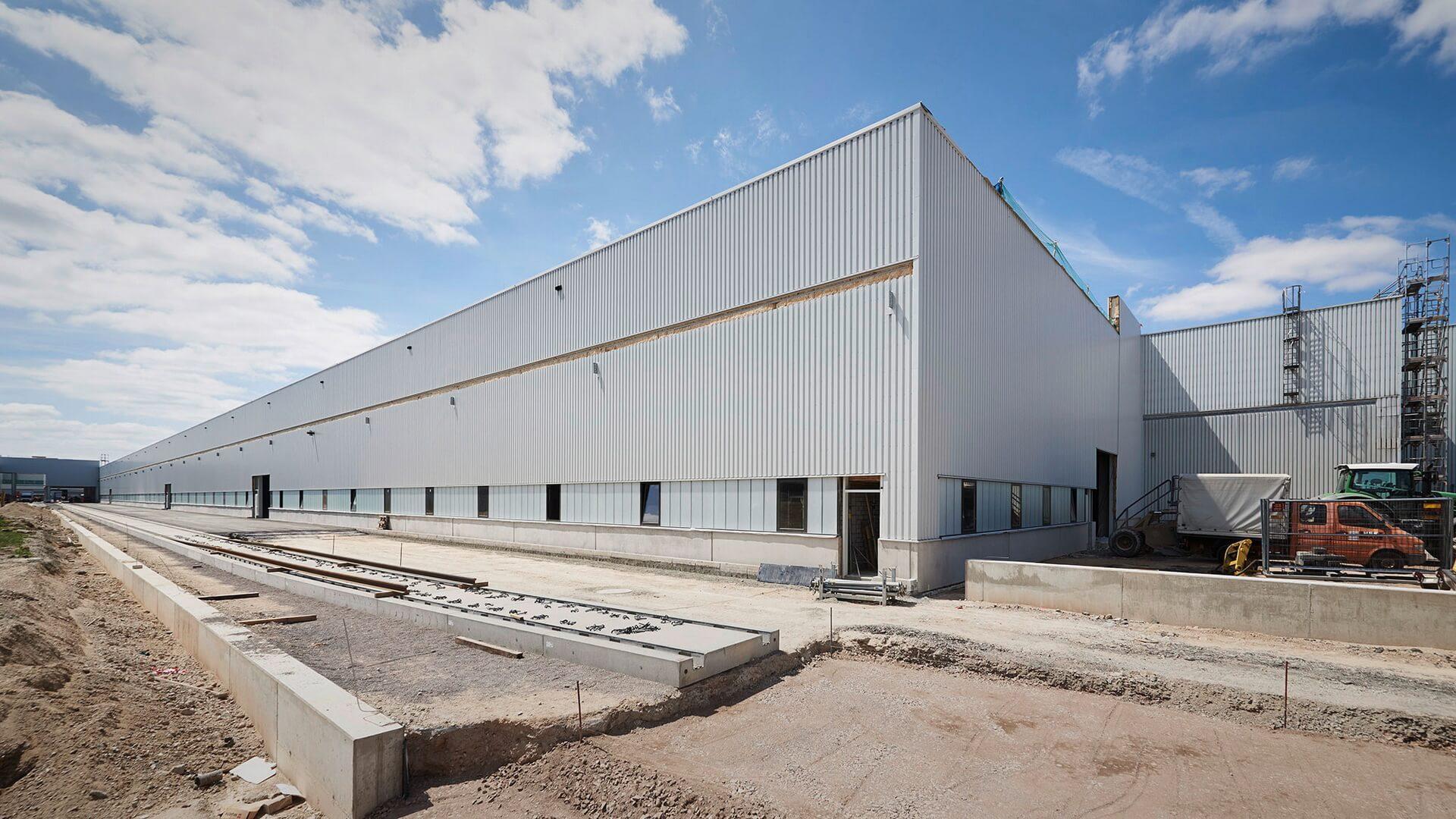 Переоборудование завода в Цвиккау для производства электромобилей