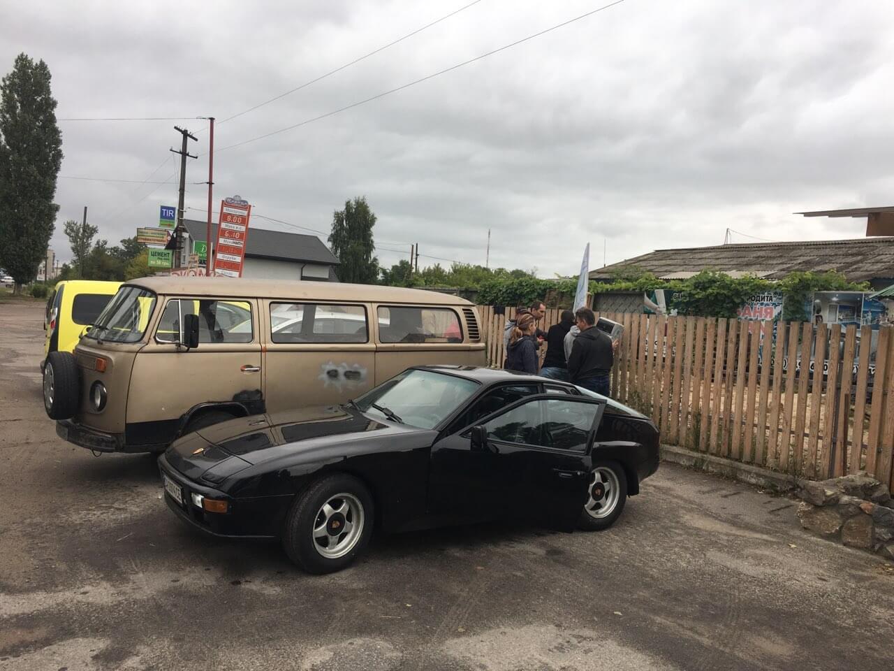 Электрические Porsche и Volkswagen T2