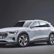 Фотография экоавто Audi e-tron 50 quattro - фото 5