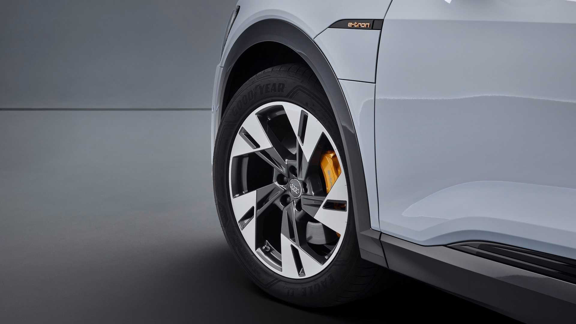 Фотография экоавто Audi e-tron 50 quattro - фото 4
