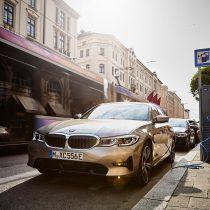 Фотография экоавто BMW 330e 2019