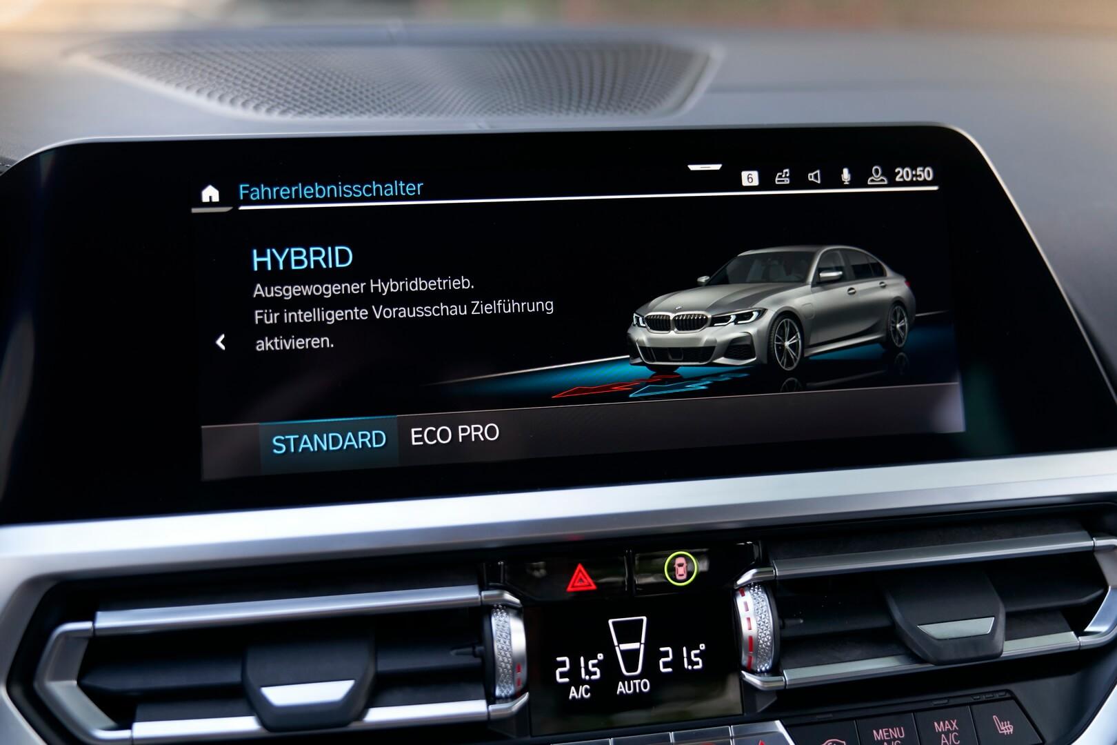 Фотография экоавто BMW 330e 2019 - фото 45