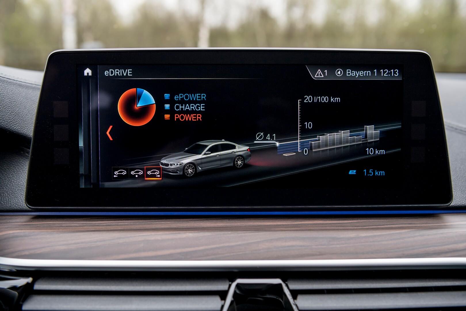 Фотография экоавто BMW 530e iPerformance - фото 28