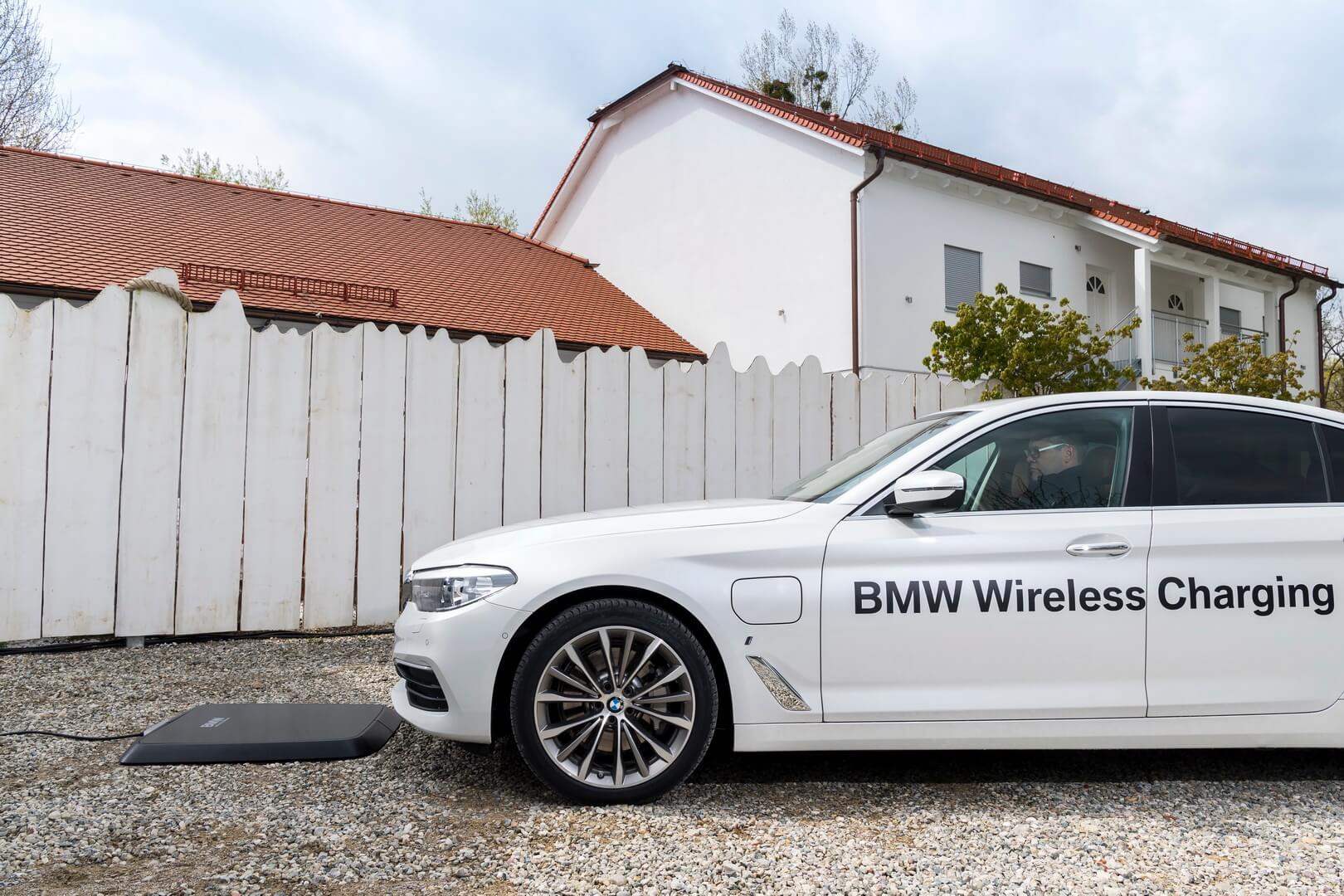 Фотография экоавто BMW 530e iPerformance - фото 23