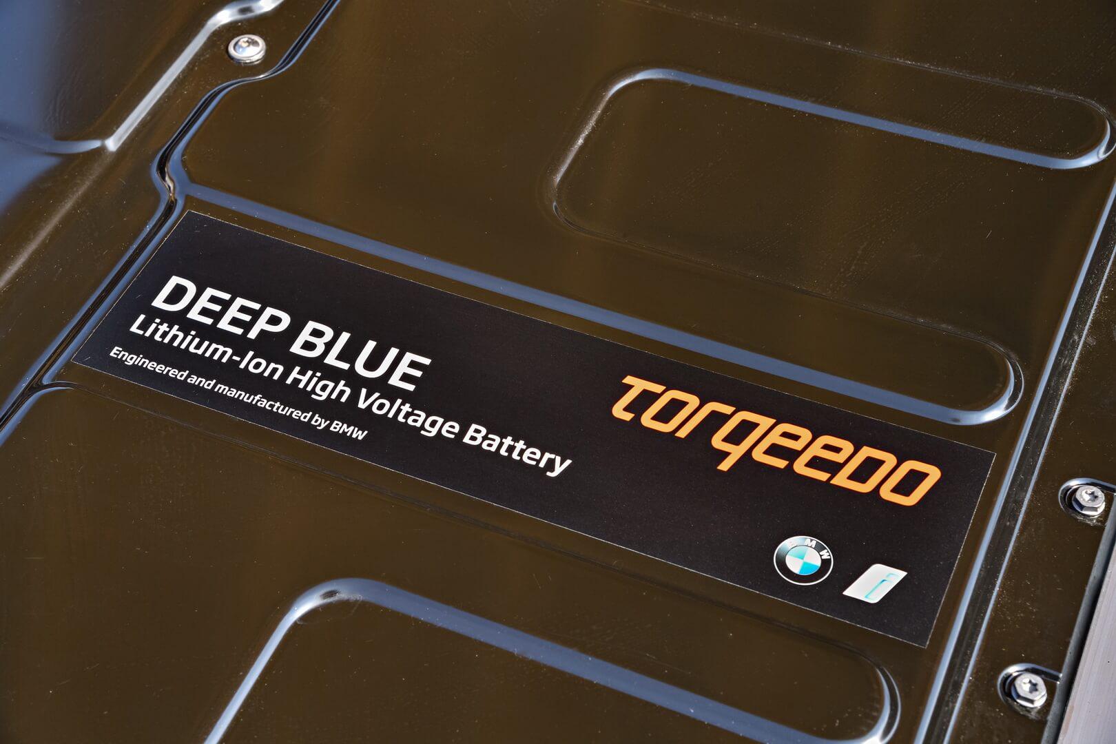 Torqeedo начала использовать модули BMW для систем Deep Blue