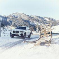 Фотография экоавто BMW X5 xDrive45e - фото 10