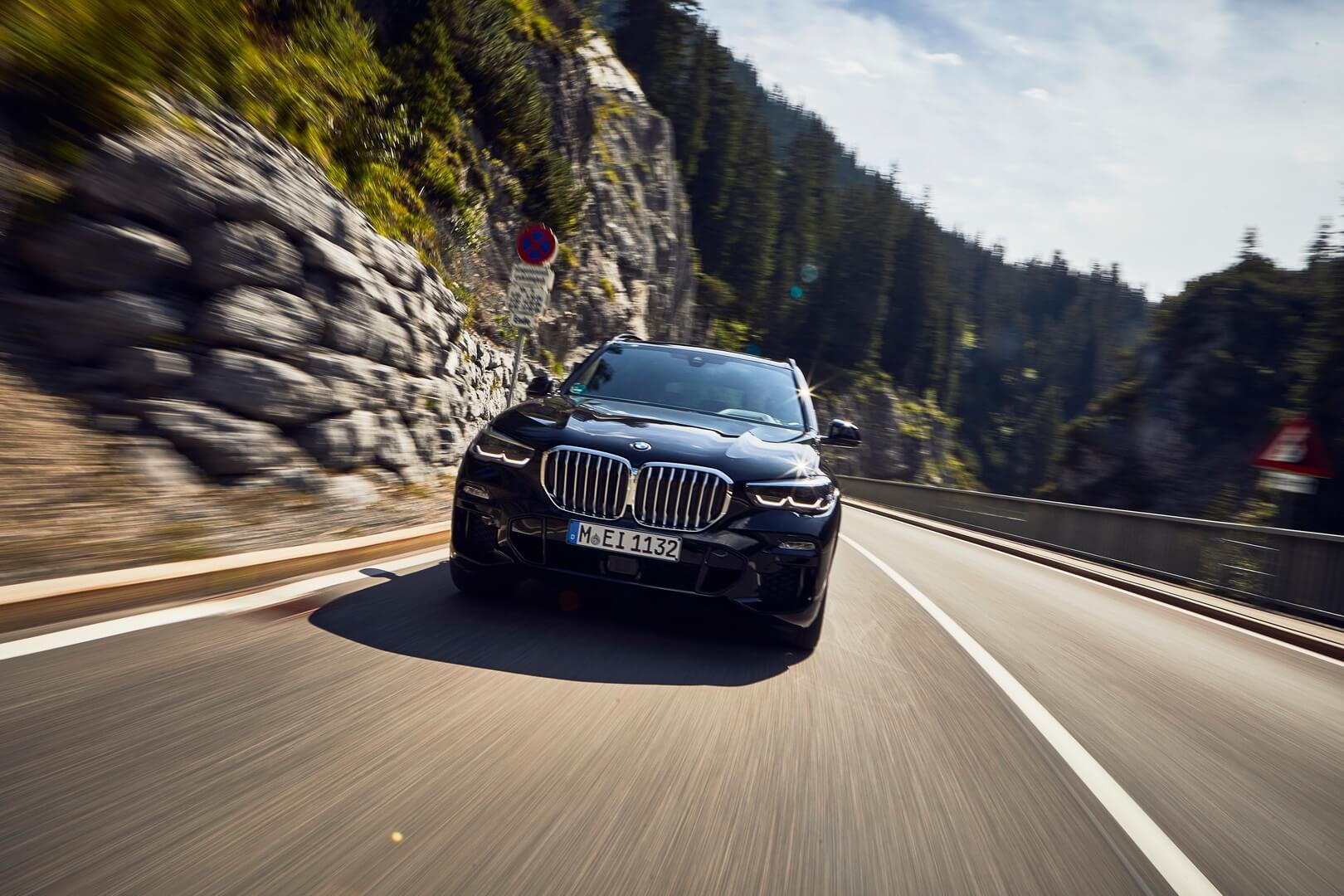 Фотография экоавто BMW X5 xDrive45e - фото 13