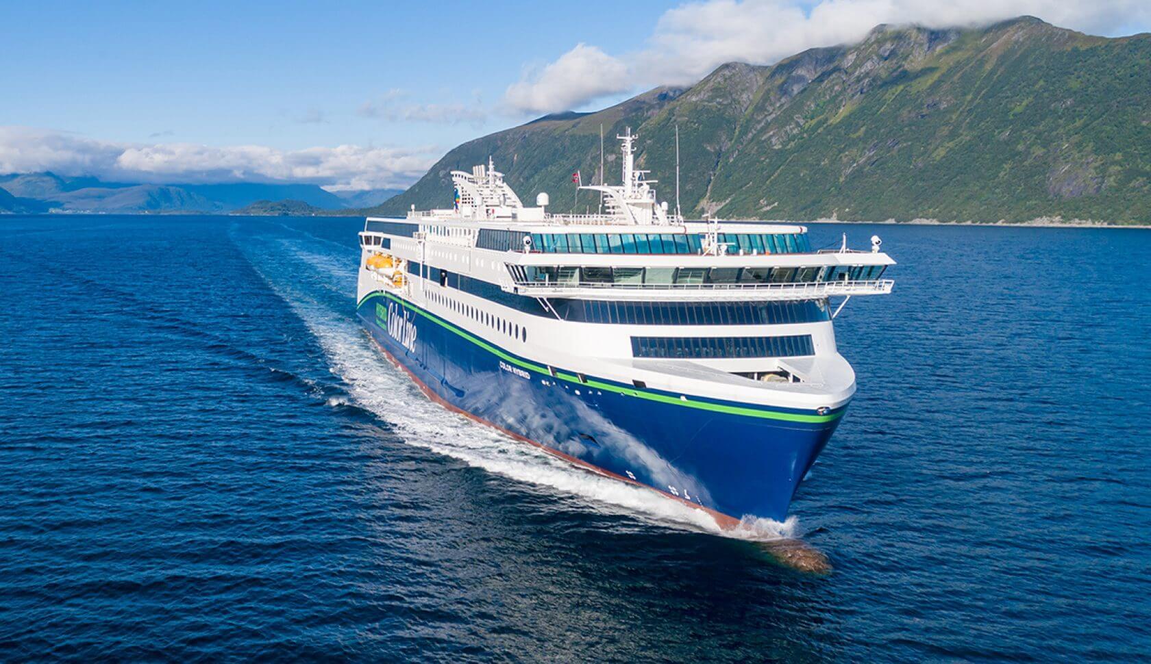 Представлено самое большое в мире гибридное судно с батареей на 5 МВт⋅ч
