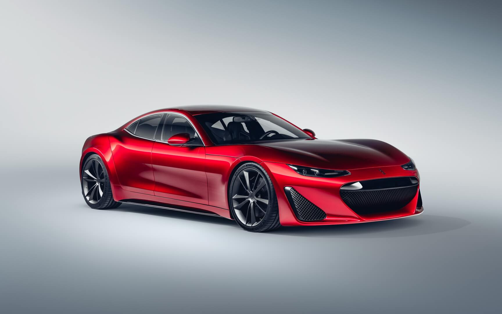 Drako Motors представил электрический суперкар мощностью 1200 л.с. и ценой в $1,25 млн