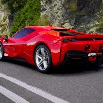 Фотография экоавто Ferrari SF90 Stradale - фото 4