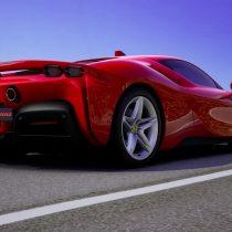 Фотография экоавто Ferrari SF90 Stradale - фото 3