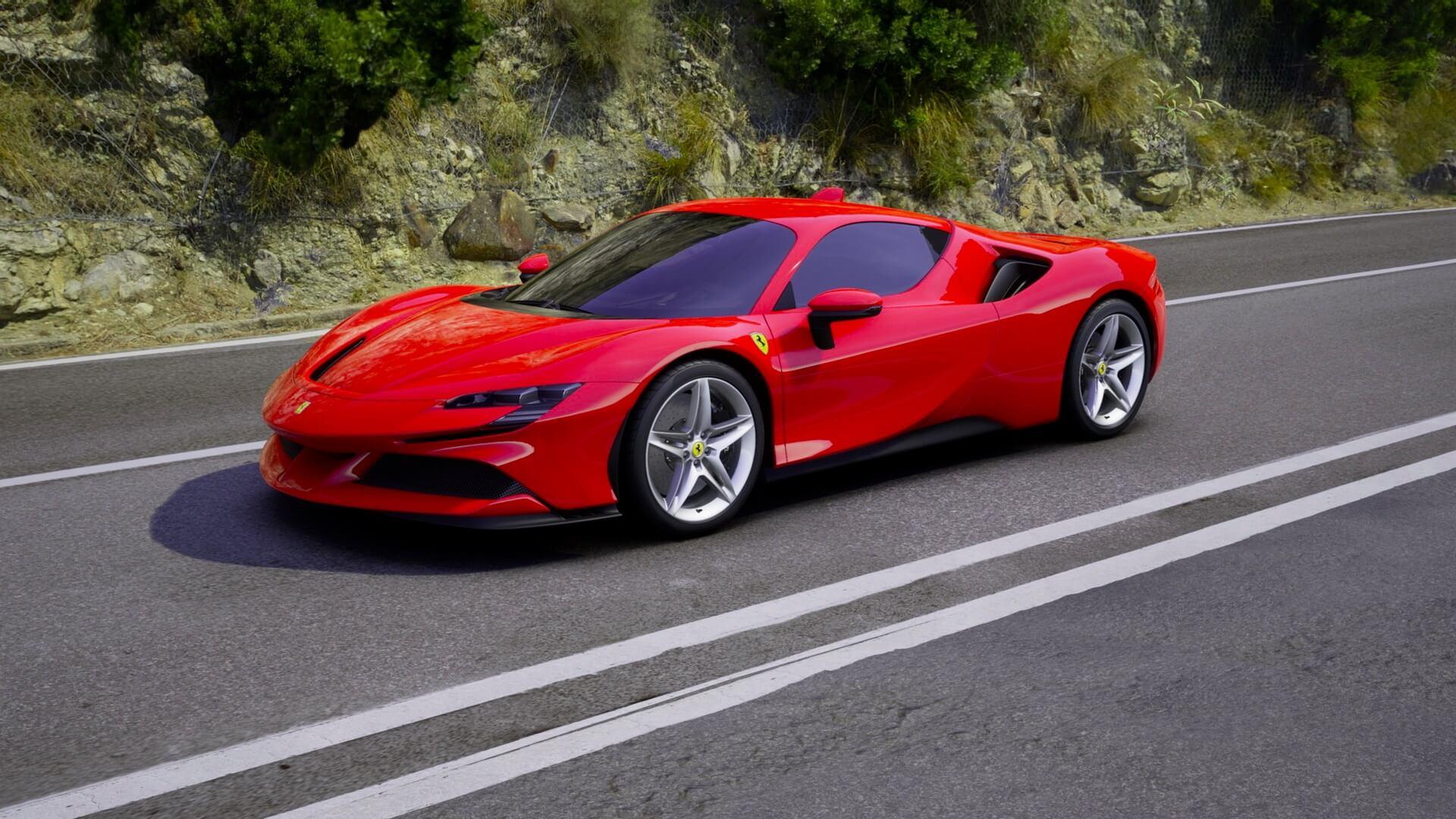 Фотография экоавто Ferrari SF90 Stradale - фото 5