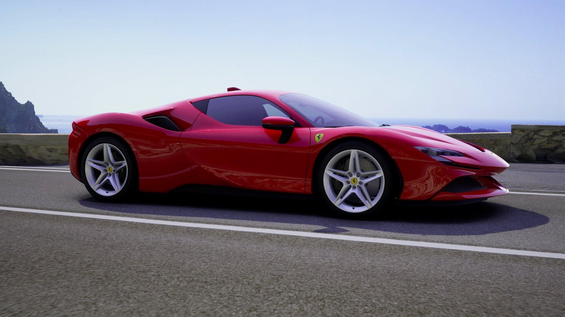 Фотография экоавто Ferrari SF90 Stradale