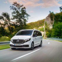 Фотография экоавто Mercedes-Benz EQV - фото 2