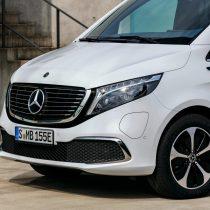 Фотография экоавто Mercedes-Benz EQV - фото 5