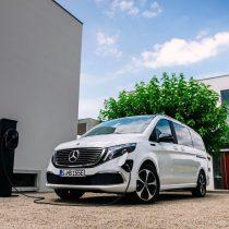Фотография экоавто Mercedes-Benz EQV - фото 4