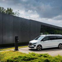 Фотография экоавто Mercedes-Benz EQV