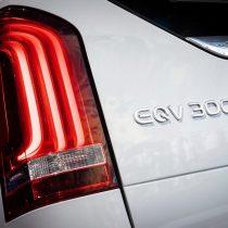 Фотография экоавто Mercedes-Benz EQV - фото 14