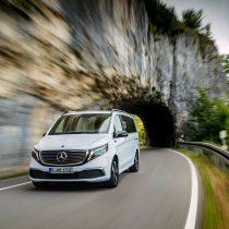 Фотография экоавто Mercedes-Benz EQV - фото 11