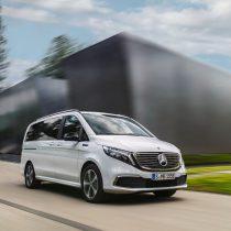 Фотография экоавто Mercedes-Benz EQV - фото 10