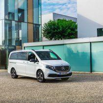Фотография экоавто Mercedes-Benz EQV - фото 9
