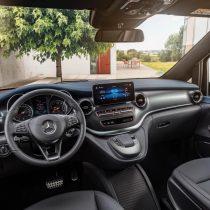 Фотография экоавто Mercedes-Benz EQV - фото 19