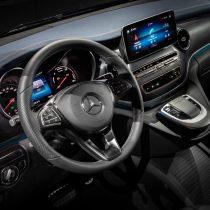 Фотография экоавто Mercedes-Benz EQV - фото 21