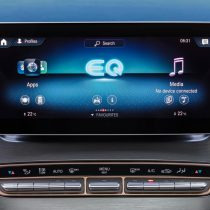 Фотография экоавто Mercedes-Benz EQV - фото 20
