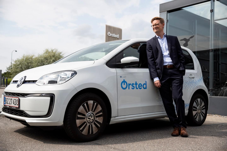 Датский энергетический гигант Ørsted переведет свой автопарк на электромобили к 2025 году