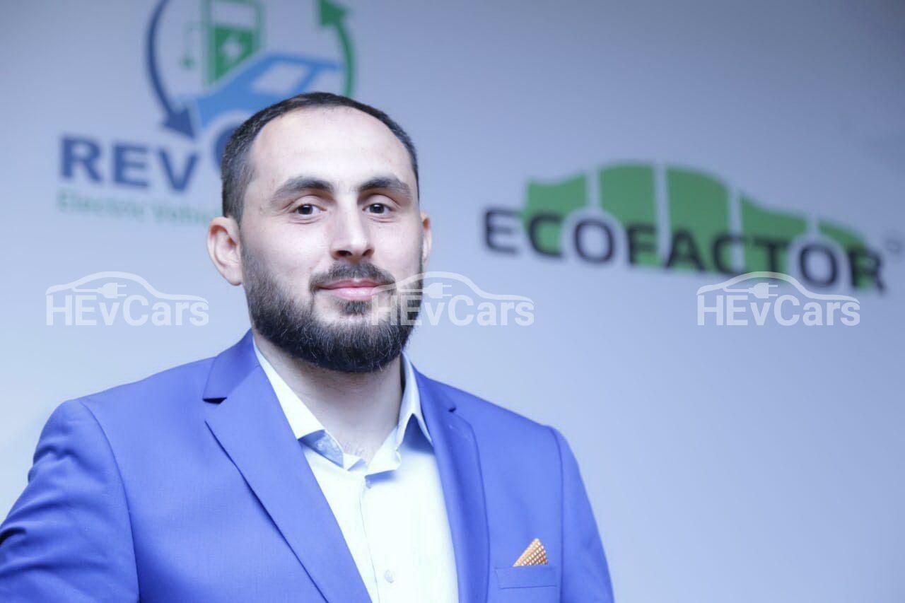 Сергей Вельчев, глава компании EcoFactor