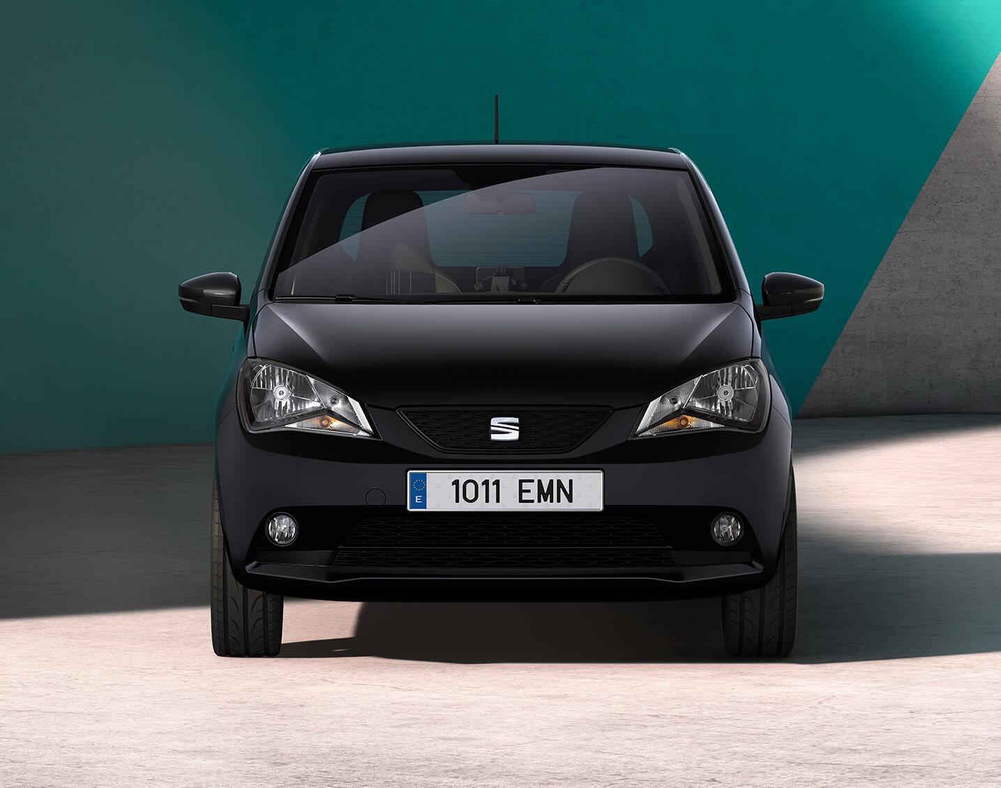 Экстерьер электромобиля SEAT Mii Electric