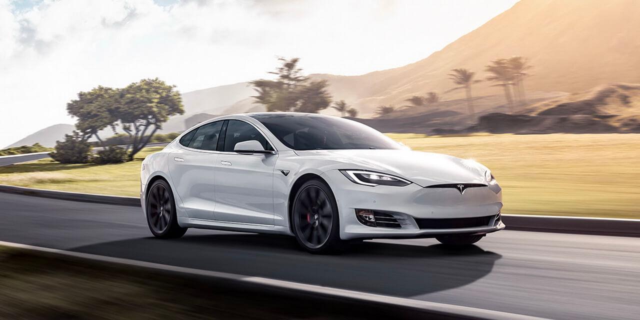 Tesla Model S Perfomance