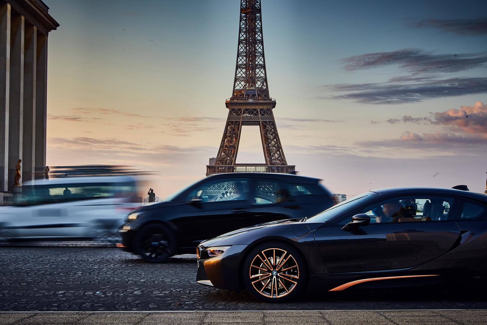 BMW выпускает специальные версии i3s Edition RoadStyle иi8Ultimate Sophisto Edition