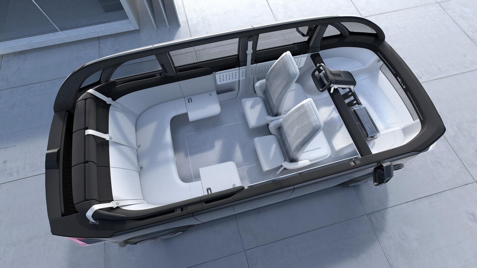 Электрокар Canoo предложит разнообразие кузовных конфигураций