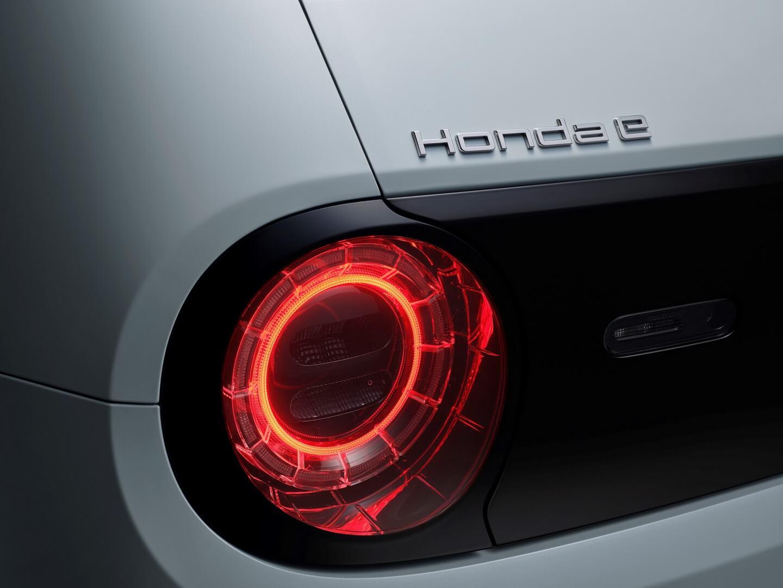 Задние фонари Honda e