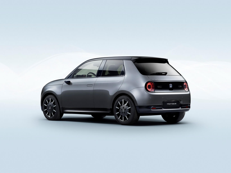 Представлена производственная версия электрохэтча Honda е
