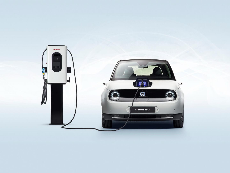 Honda Power Manager — технология «транспортное средство-сеть»